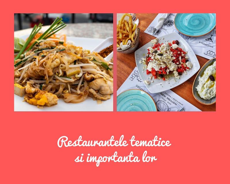 restaurantele tematice