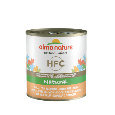 HFC Natural Huhn mit Lachs