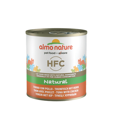 HFC Natural Chicken with tuna