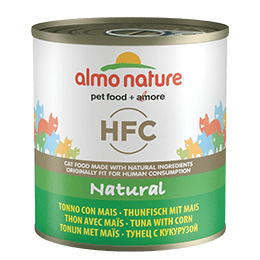 HFC Natural Tuna with corn