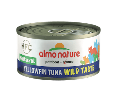 HFC Wild Taste Natural Yellowfin tuna