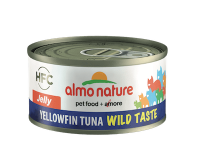 HFC Wild Taste Jelly Yellowfin tuna