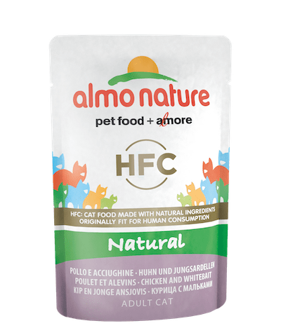 HFC Natural Pollo e acciughine