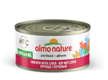 HFC Natural Chicken with Liver