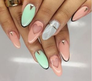 Best Nail Shape for Short Fingers