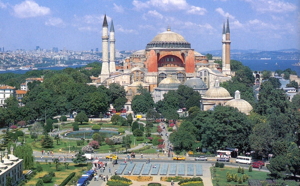Image result for hagia sophia turki