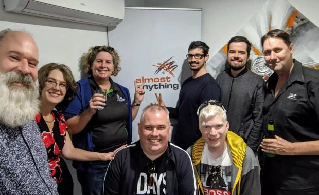 The Crew, June 2019