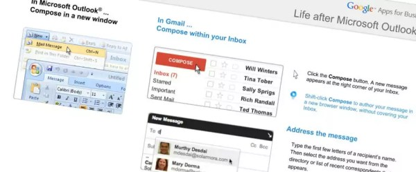 gmail outlook transition