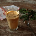 Simple Pumpkin Gingerbread Smoothie