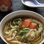 Quick and Nourishing Japanese Soup