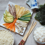 (Cauliflower) Temaki: Fast and Easy Sushi Hand Rolls