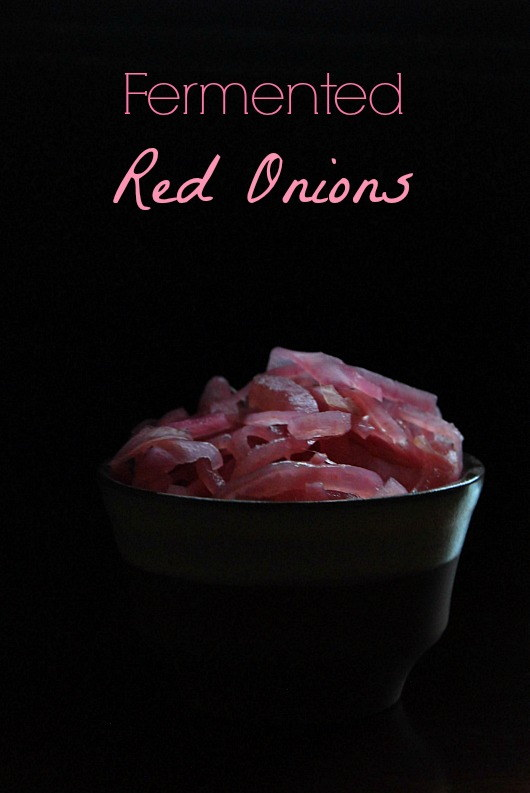 fermented red onions text