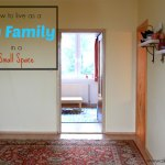 How to Live as a Big Family in a Small Space