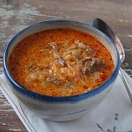 Creamy Sauerkraut Stew