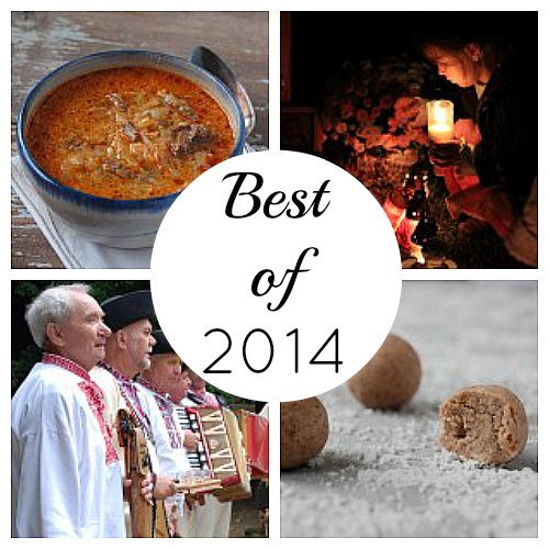 Best and favourites of 2014 on Almost Bananas