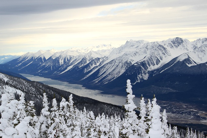 Earth: Rocky Mountains, Canada