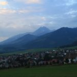 Lendak, Slovakia: a mix of old and new