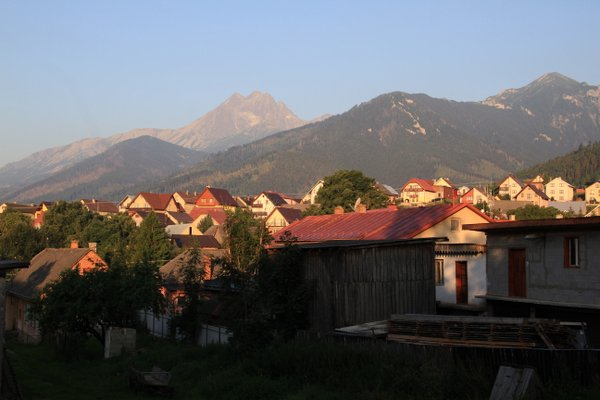 Lendak, Slovakia, is nestled at the end of the Vysoke Tatra mountains, carrying on traditions in a modern setting - Almost Bananas