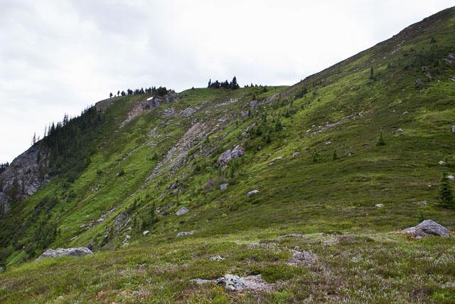 Mt. Trudeau, Valemout, BC, Canada