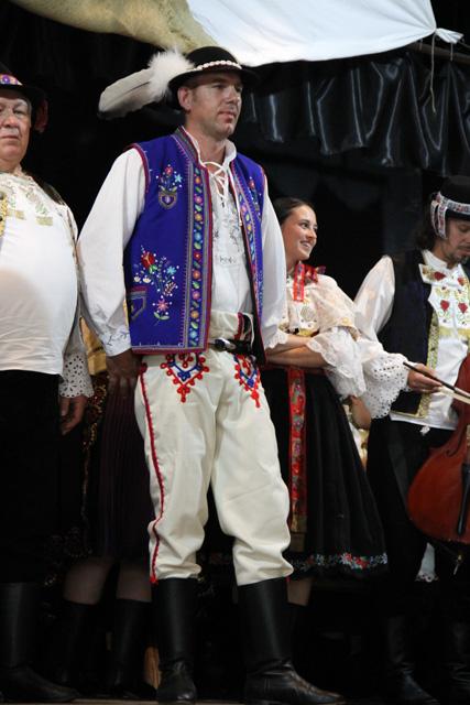 Slovak traditional dress - Almost Bananas blog