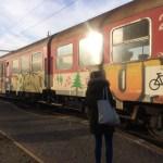 Slovak Train Ride: a peek beyond the tourist brochure