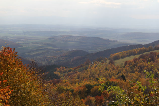 autumn in central Slovakia