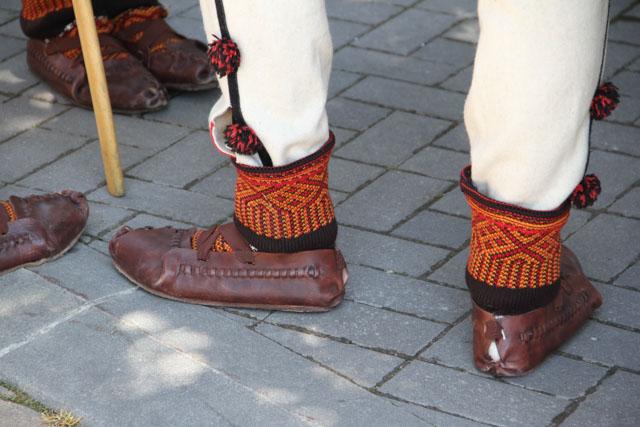 Slovak men's shoes
