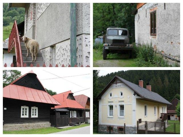 snaps of Liptovské Revúce