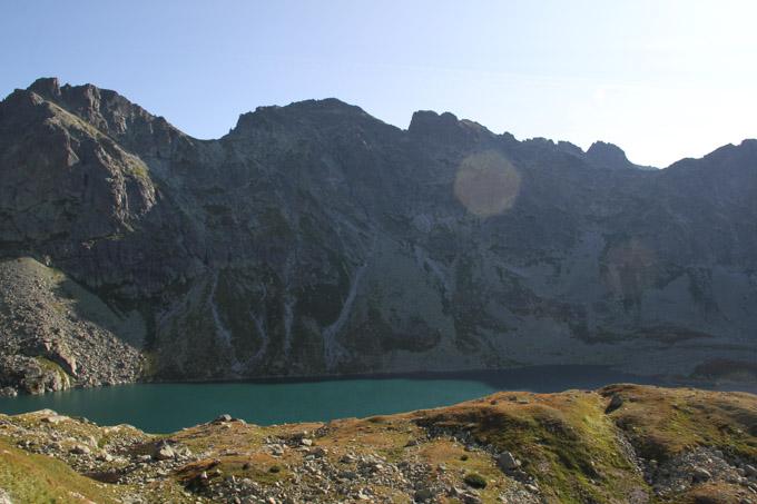 Velke Hincovo pleso, High Tatras