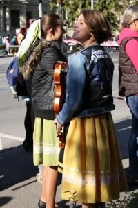 Performer at Kosice Marathon