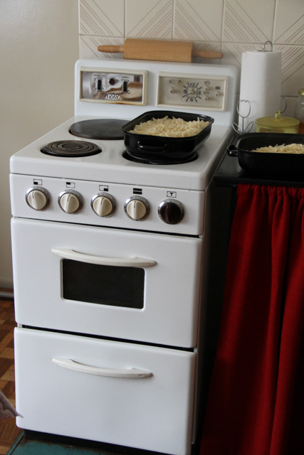 Electric stove from the 1970s?