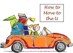How to Move to the U