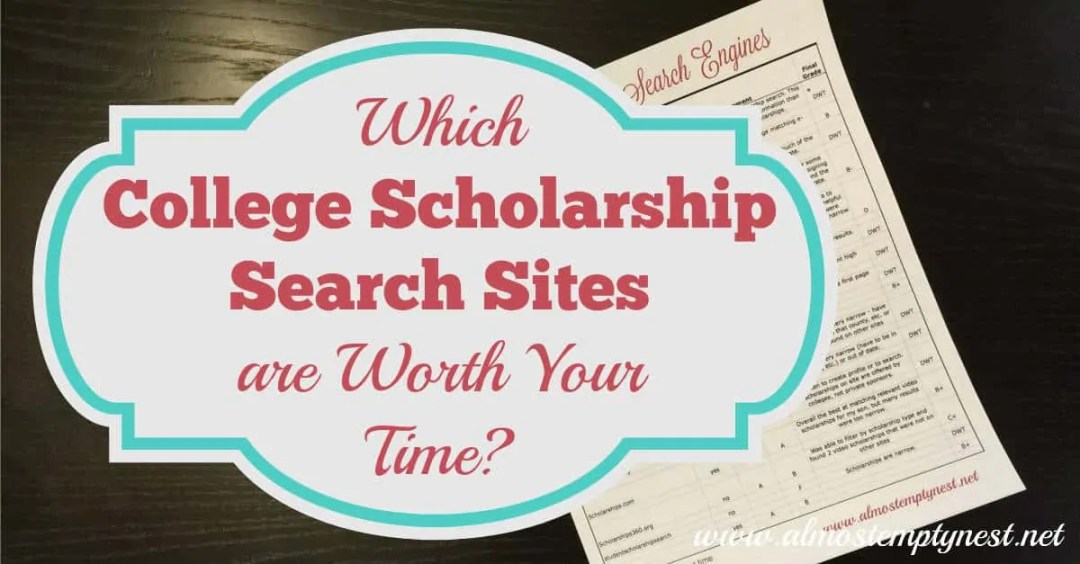 Best College Scholarship Search sites