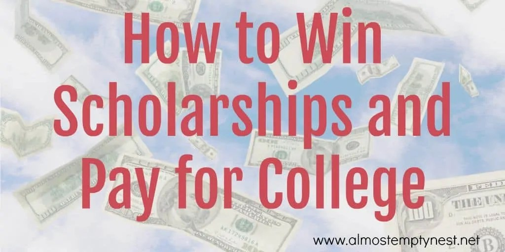 How to Win Scholarships and Pay for College