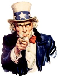 Uncle Sam Wants You - Coming Soon: An Interview with YOU!