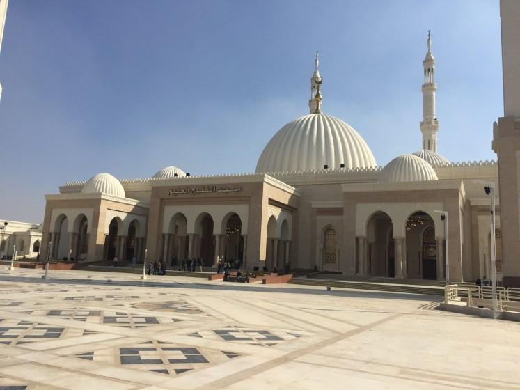 صور.. افتتاح أكبر مسجد في مصر غداً | صحيفة المواطن الإلكترونية