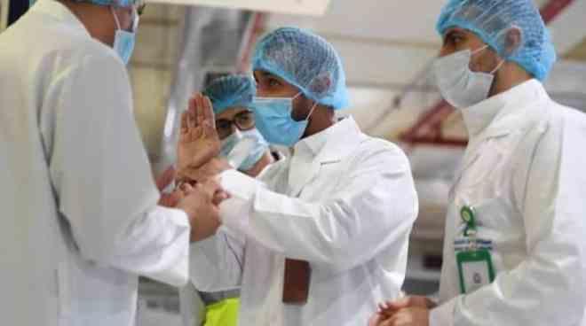 عمان تسجل 1543 حالة كورونا جديدة