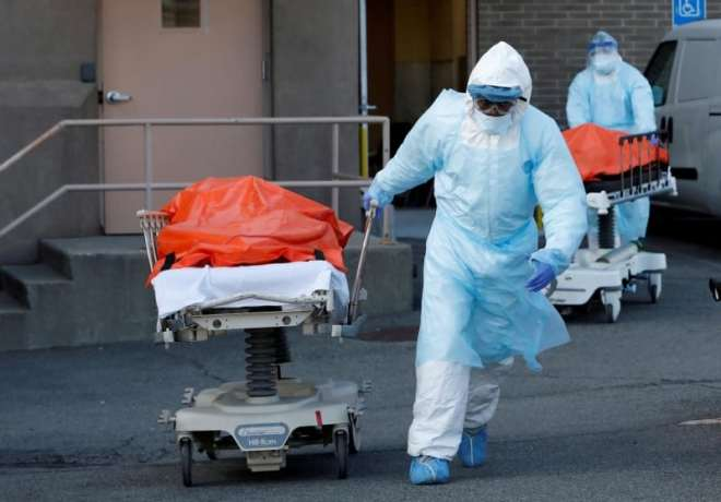 الولايات المتحدة تسجّل 42 ألف إصابة بكورونا خلال 24 ساعة