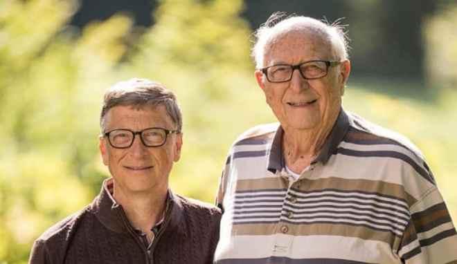 بعد وفاته.. 10 معلومات عن والد مؤسس مايكروسوفت بيل جيتس