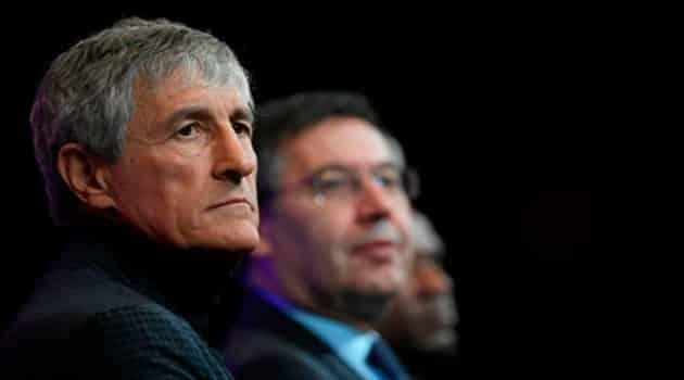 مدرب برشلونة السابق يرفع قضية على النادي