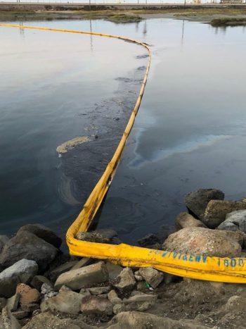 كارثة تضرب شواطئ جنوب كاليفورنيا بعد تسرب 3000 برميل نفط بمياه المحيط - المواطن