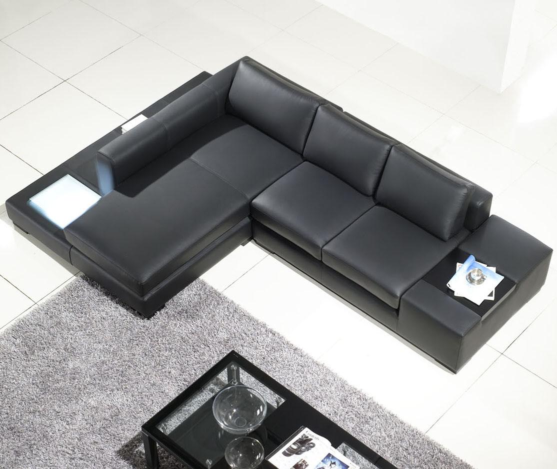 L Shaped Living Room