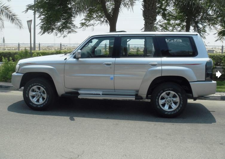 2014 Nissan Patrol Safari
