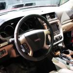 صورة من داخل السيارة جمس اكاديا 2015