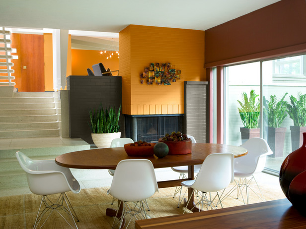 مزج الألوان لطلاء الغرف المرسال