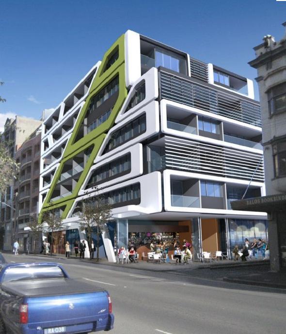 Urban Apartment Interior Design