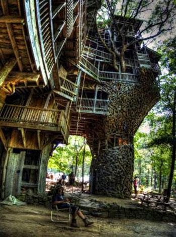 منزل شجرة الوزير من الخارج