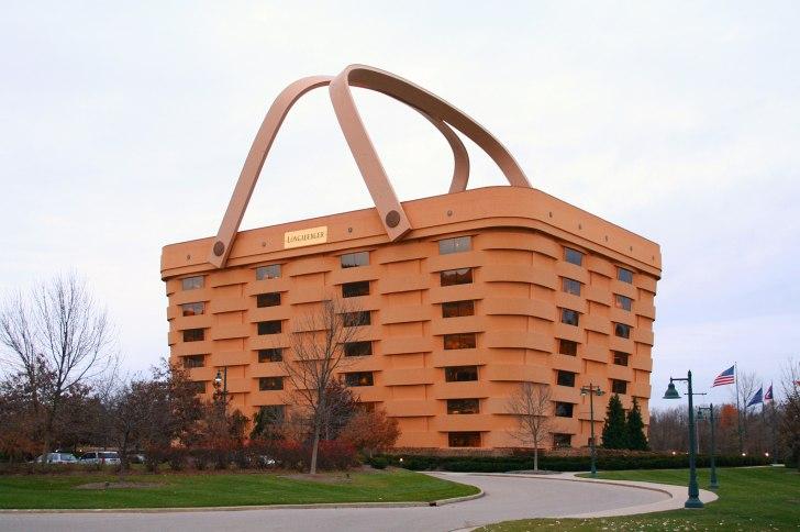 مبنى شركة لونجابيرجير Longaberger