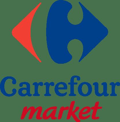 شعار كارفور carrefour