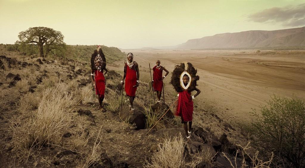 Maasai Stamm